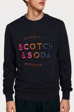 Свитшот Scotch & Soda