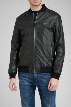 Кожаная куртка Antony Morato