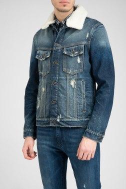 Джинсовая куртка Antony Morato