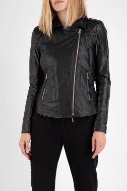 Кожаная куртка Karl Lagerfeld