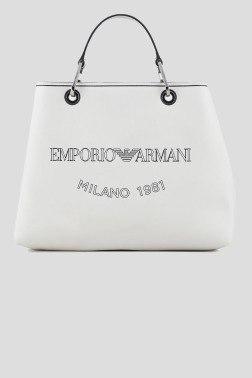 Сумка-тоут Emporio Armani