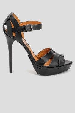 Босоножки на каблуке Ralph Lauren