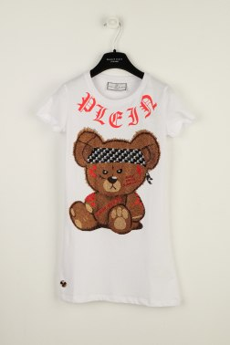Платье Philipp Plein Junior