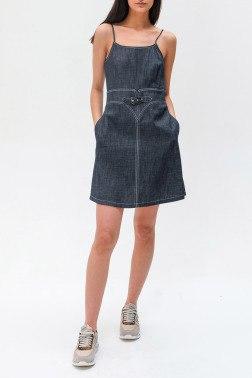 Джинсовое платье Armani