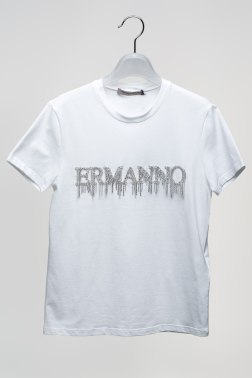 Футболка Ermanno Scervino Junior