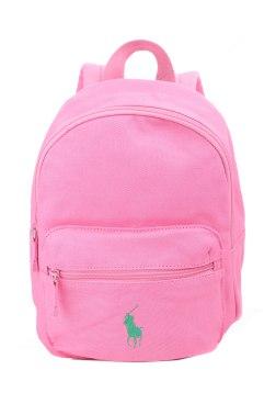 Рюкзак Ralph Lauren Children