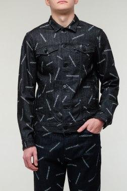 Джинсовая куртка Emporio Armani