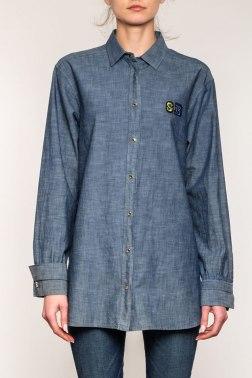 Джинсовая рубашка Bogner