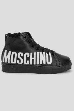 Кеды Moschino