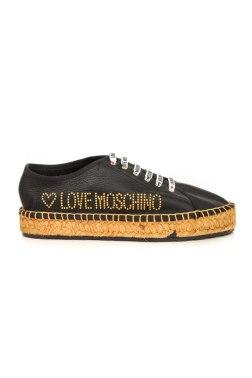 Эспадрильи Love Moschino