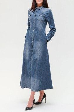 Джинсовое платье TWINSET