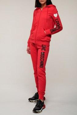 Спортивный костюм Love Moschino