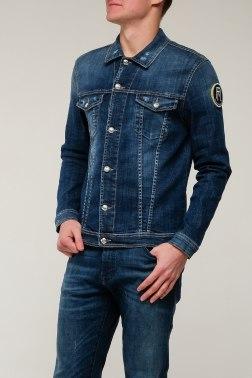 Джинсовая куртка Frankie Morello