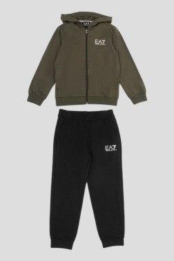 Спортивный костюм EA7 Emporio Armani Junior