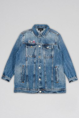 Куртка Emporio Armani Junior