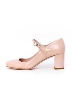 Туфли на каблуке Miu-miu