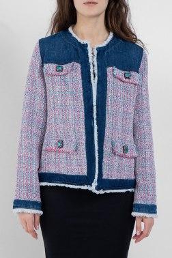 Джинсовая куртка Pinko