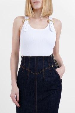 Топ Versace Jeans