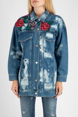 Джинсовая куртка Silvian Heach