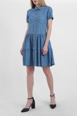 Джинсовое платье Silvian Heach