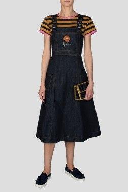Джинсовое платье Alexa Chung