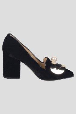 Туфли на каблуке Giannico