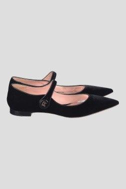 Туфли на низком ходу Rochas