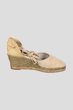 Туфли на танкетке Loro Piana