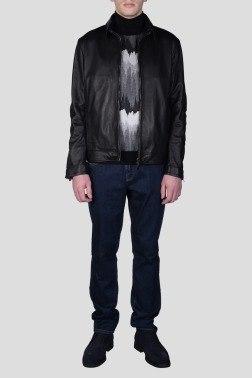 Кожаная куртка Cesare Attolini