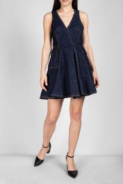 Джинсовое платье Carven