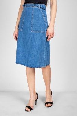 Джинсовая юбка MiH Jeans