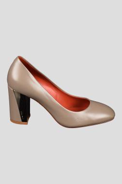Туфли на каблуке Santoni