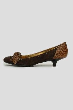 Туфли на каблуке Zanotti