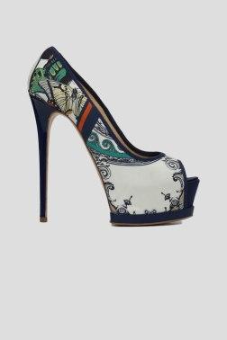 Туфли на каблуке Gianmarco Lorenzi