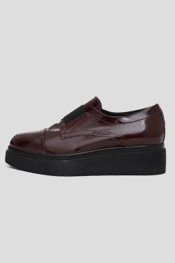 Туфли на танкетке Repo