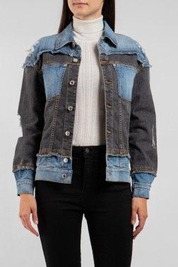 Джинсовая куртка Moschino