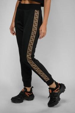 Спортивные брюки Fendi