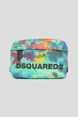 Сумка на пояс Dsquared2
