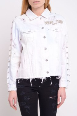 Джинсовая куртка Philipp Plein