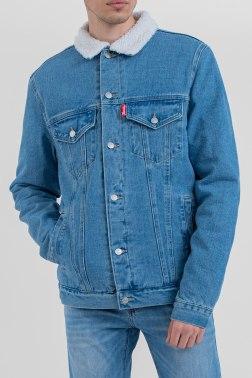 Джинсовая куртка Supreme Spain