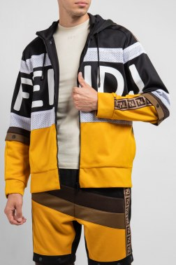 Спортивная кофта Premium Fendi