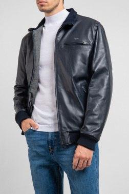 Кожаная куртка Harmont & Blaine