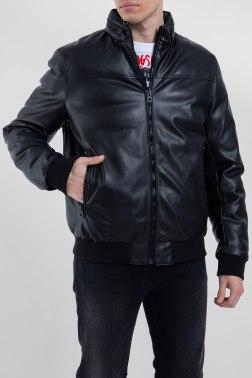 Кожаная куртка Fred Mello