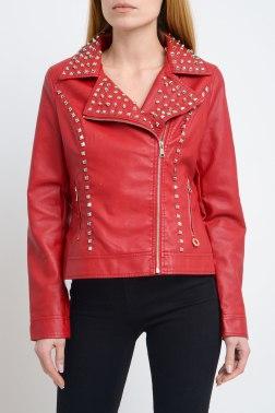 Кожаная куртка Mangano