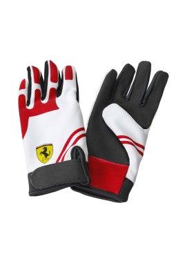 Перчатки Ferrari