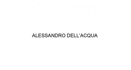 Alessandro Dell'acqua ( Алессандро Дель'Аква )