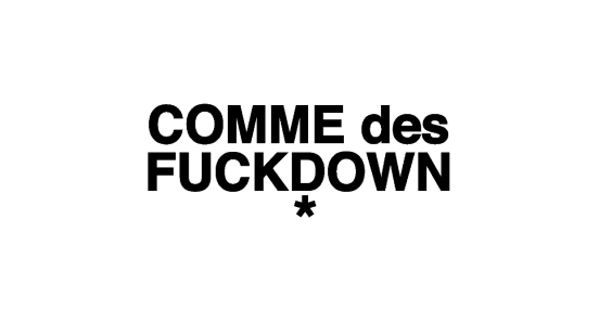 Comme des Fuckdown ( Комм дес Факдаун )